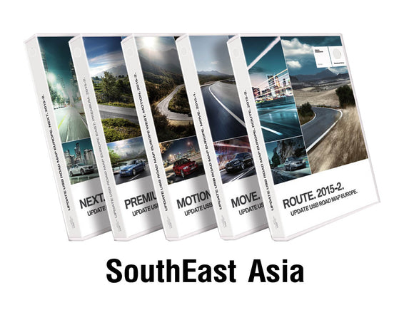 BMW Road Map SOUTHEAST ASIA ROUTE 2020 - bimmer-unlock