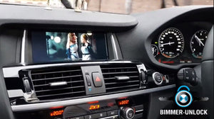 BMW Video in Motion Active by USB iDrive NBT - bimmer-unlock