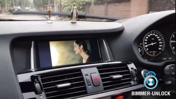 BMW Video in Motion Active by USB ( ID4 )
