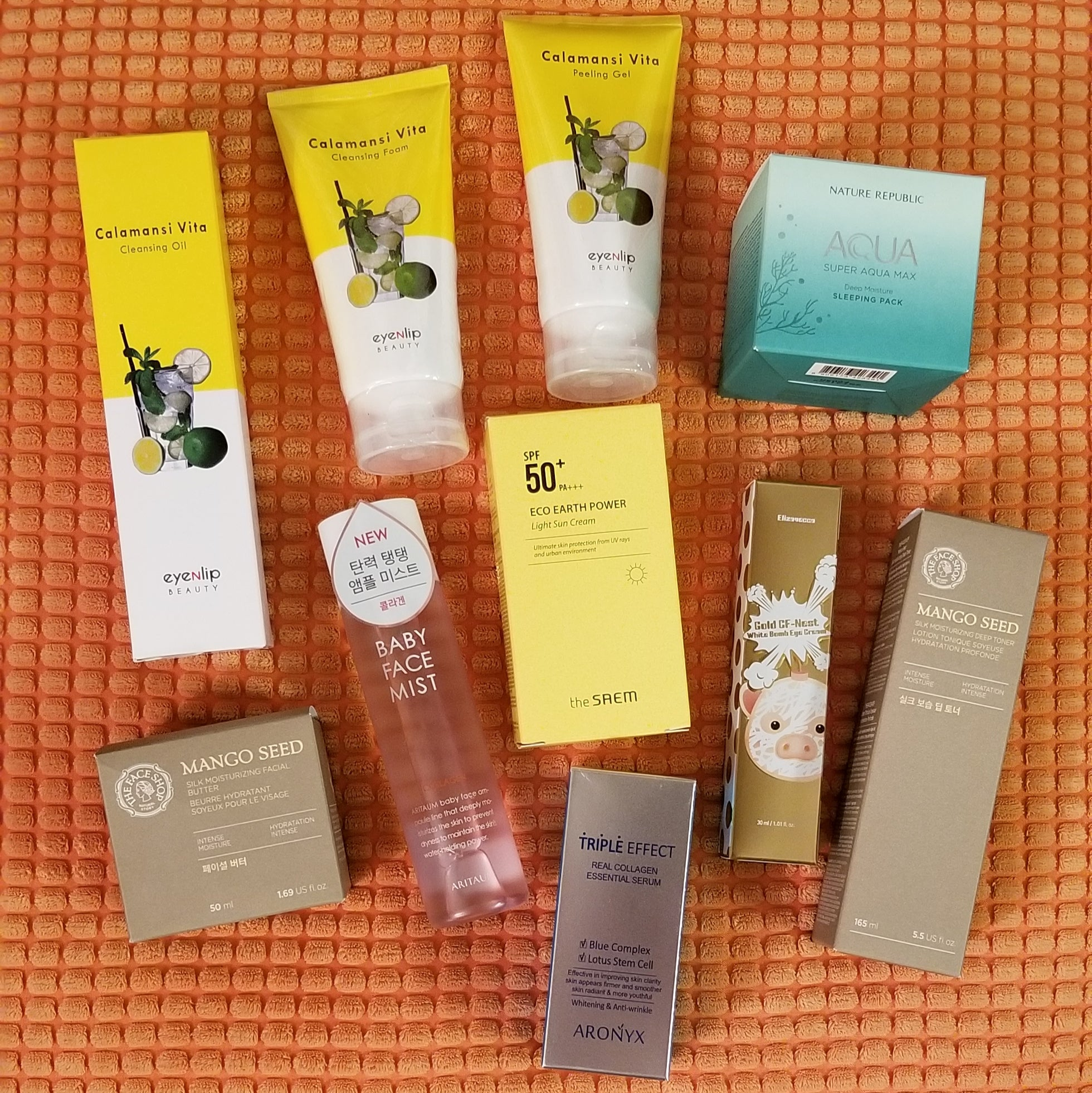 41fabc493d 10 Step Korean Skincare Routine Set for Dry Skin - Ships from Canada ...