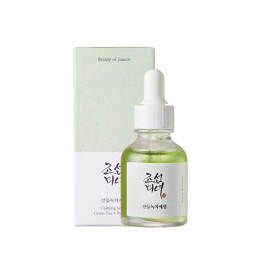 BEAUTY OF JOSEON Calming Serum: Green Tea + Panthenol 30ml