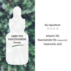 COS DE BAHA (AN) Arbutin 5% + Niacinamide 5% Serum 30ml