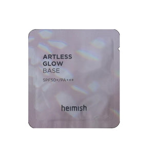 Sample of HEIMISH Artless Glow Base