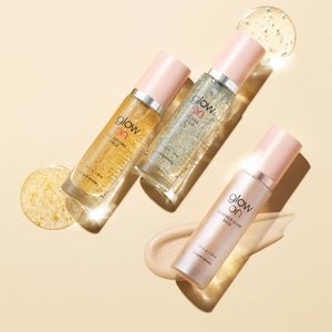 ETUDE HOUSE Glow On Base Shimmer Glam 30ml