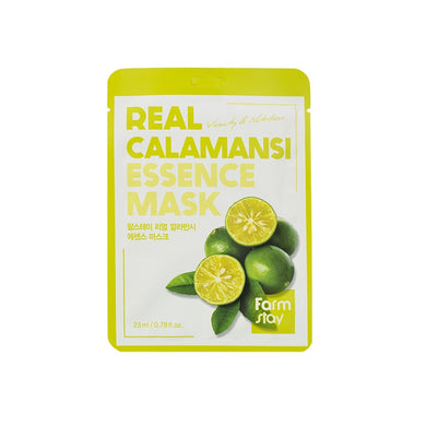FARM STAY Real Calamansi Essence Mask