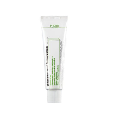 PURITO Centella Unscented Recovery Cream 50ml