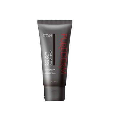 PUREDERM Pore Clean Charcoal Peel Off Mask 100g
