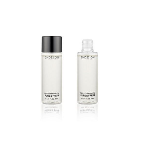 2NDESIGN First Cleansing Oil Pure & Fresh 30ml