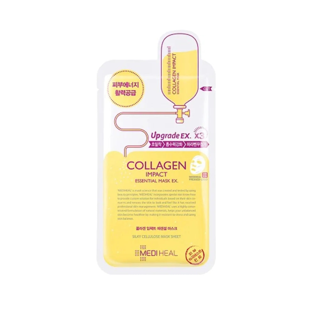 MEDIHEAL Collagen Impact Essential Mask