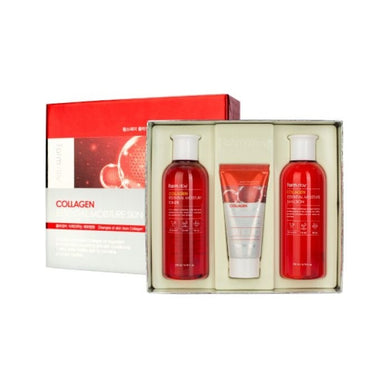 FARM STAY Collagen Essential Moisture Skin Care 3 Set