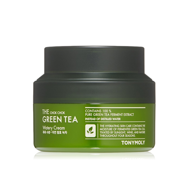 TONYMOLY The Chok Chok Green Tea Watery Moisture Cream 60ml