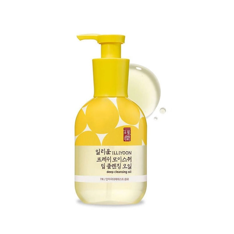 ILLIYOON Fresh Moisture Deep Cleansing Oil 200ml