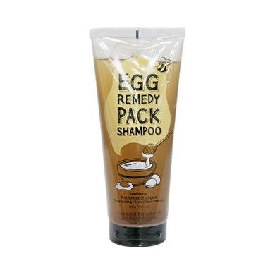 Sample of TOO COOL FOR SCHOOL Egg Remedy Pack Shampoo