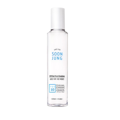 ETUDE HOUSE Soon Jung 10 Free Moist Emulsion 120ml