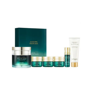 ISA KNOX Age Focus Prime Double Effect Eye All Cream Special Set 1pack (6items)