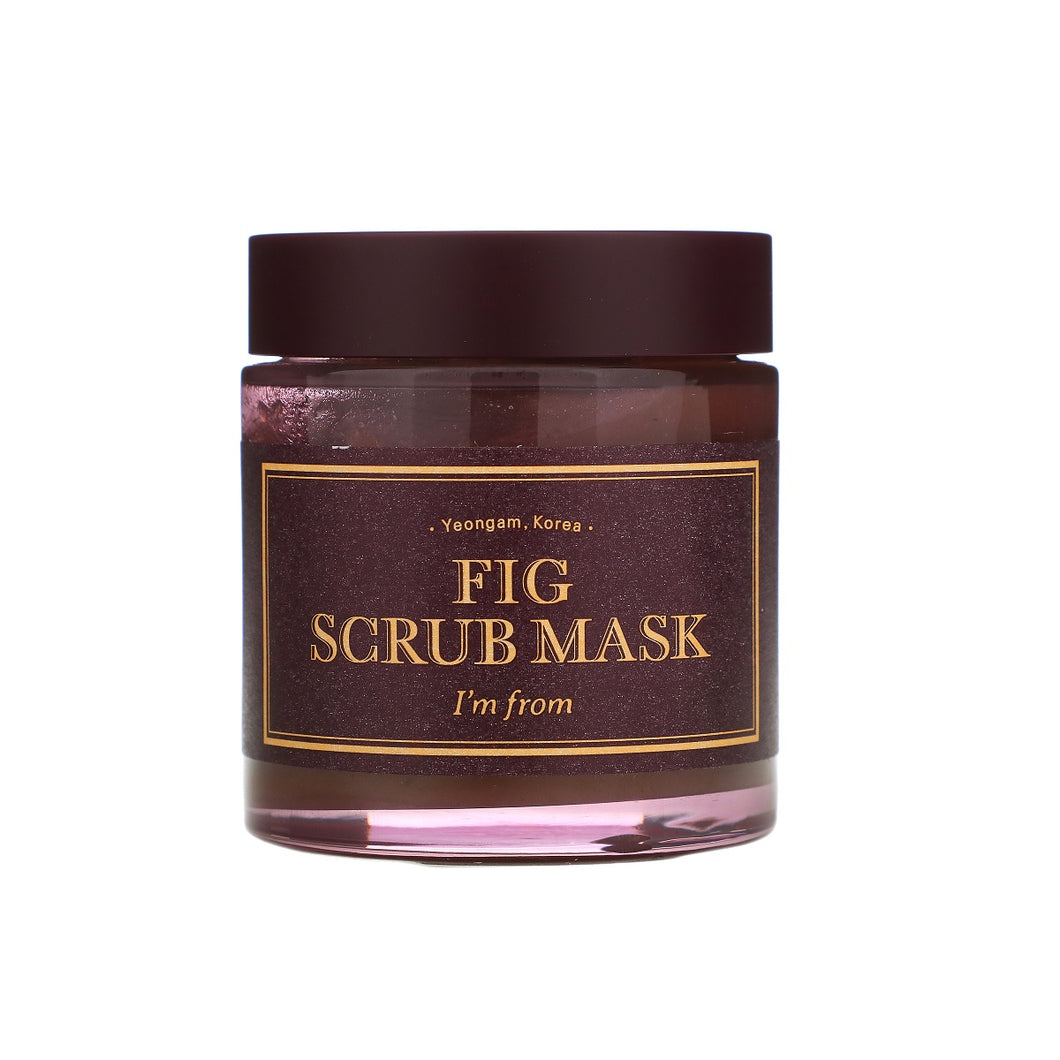 I'M FROM Fig Scrub Beauty Mask 120g