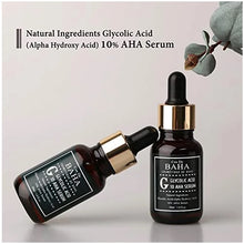 Load image into Gallery viewer, COS DE BAHA (G) AHA Glycolic Acid 10% Serum With Witch Hazel 30ml