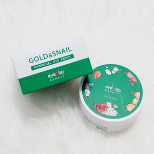 EYENLIP Gold and Snail Hydrogel Eye Patch 60ea