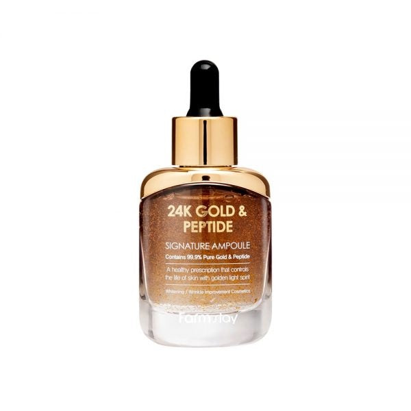 FARM STAY 24K Gold & Peptide Signature Ampoule 35ml