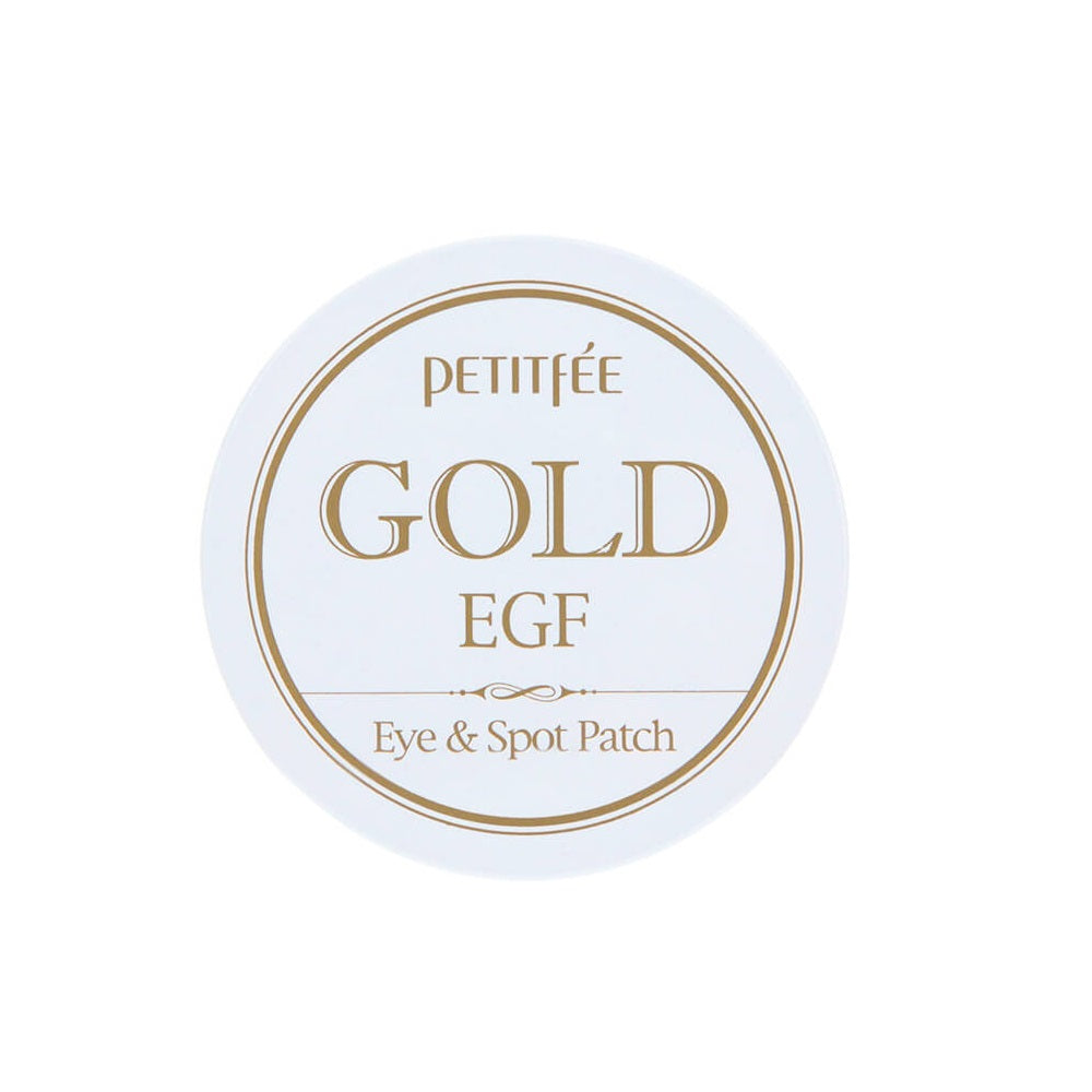 PETITFEE Gold & EGF Eye & Spot Patch 90pcs (Eye Patch 60pcs + Spot Patch 30pcs)