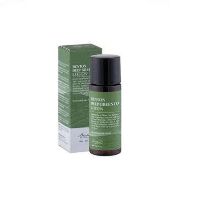 BENTON Deep Green Tea Lotion 20ml Mini