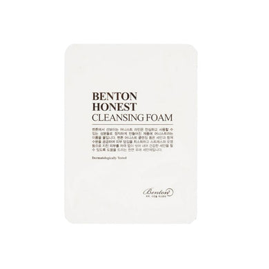 Sample of BENTON Honest Cleansing Foam