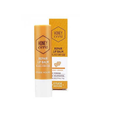 ETUDE HOUSE Honey Cera Lip Balm 4g