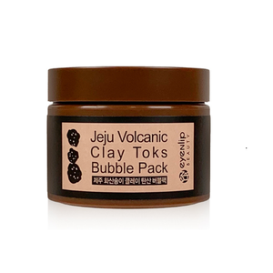 Sample of EYENLIP Jeju Volcanic Clay Toks Bubble Pack