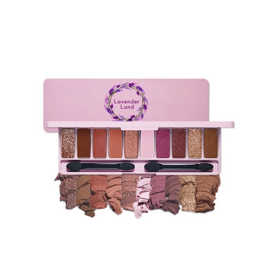 ETUDE HOUSE Play Color Eyes #Lavender Land Shadow Palette