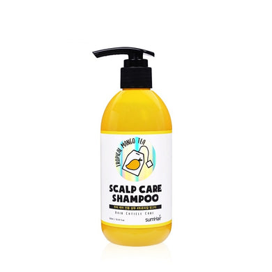 SUMHAIR Tropical Mango Tea Scalp Care Shampoo 300ml