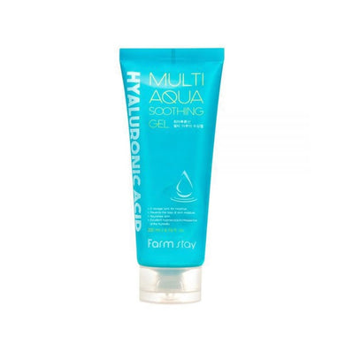 FARM STAY Hyaluronic Acid Multi Aqua Soothing Gel 200ml