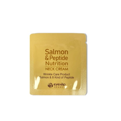 Sample of EYENLIP Salmon & Peptide Nutrition Neck Cream