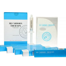 Load image into Gallery viewer, DJ CARBORN THERAPY CO2 Gel Mask Set (5 masks & 5 syringes)