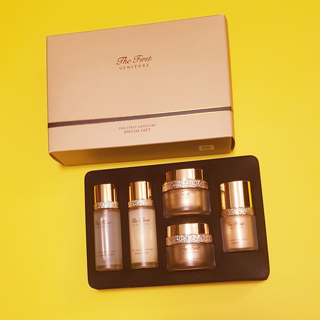 O HUI The First Geniture Special Gift Set 5 Items