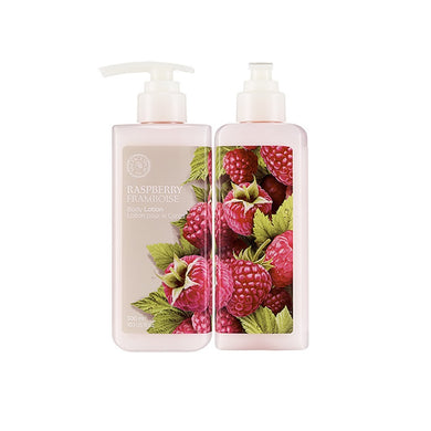 THE FACE SHOP Raspberry Body Lotion 300ml