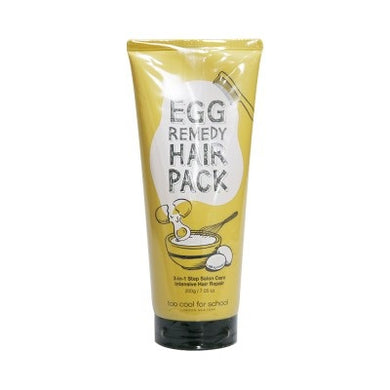 TOO COOL FOR SCHOOL Egg Remedy Hair Pack 200g