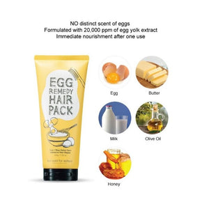 Sample of TOO COOL FOR SCHOOL Egg Remedy Hair Pack