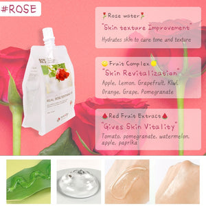 EYENLIP 92% Real Rose Soothing Gel 300g