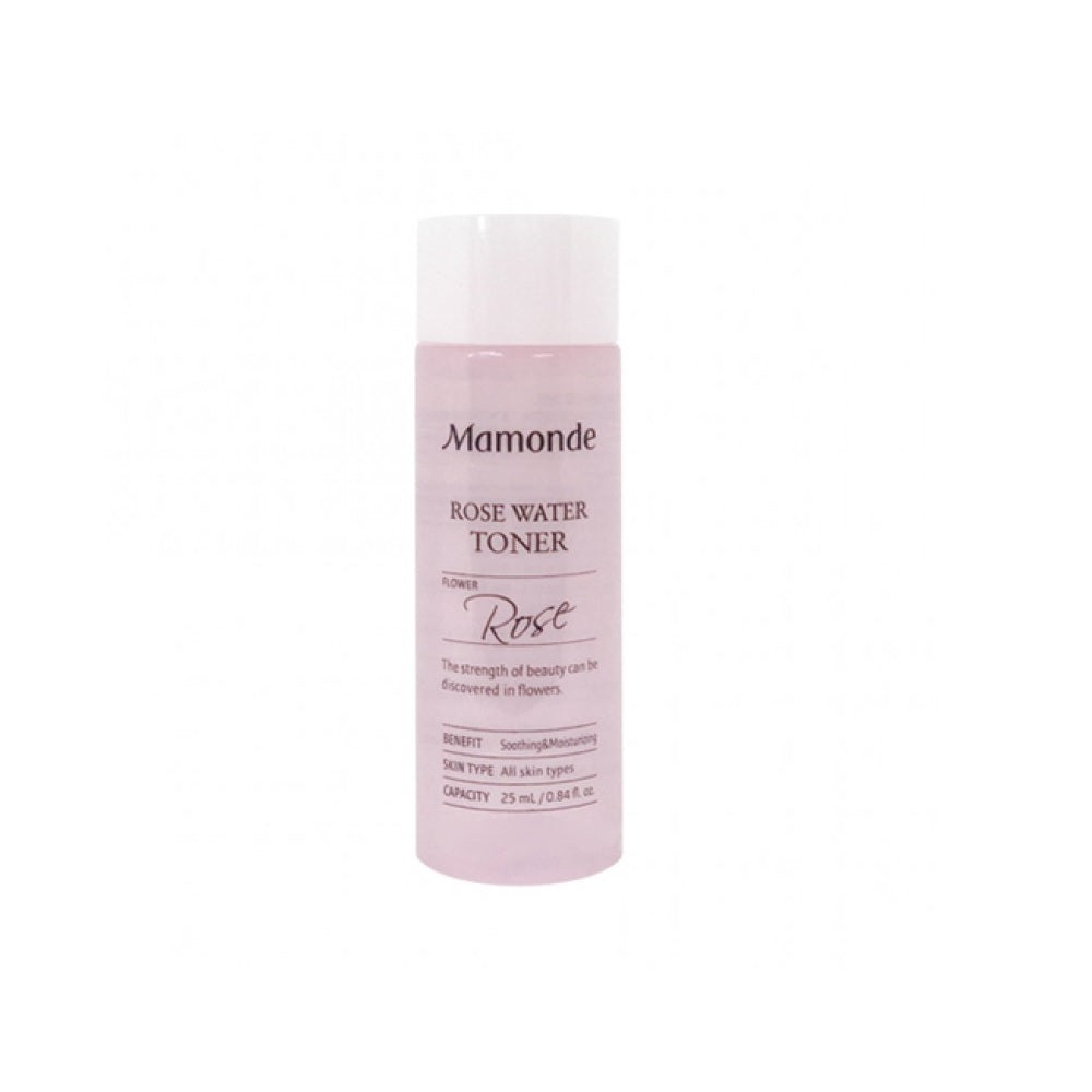 MAMONDE Rose Water Toner Mini 25ml