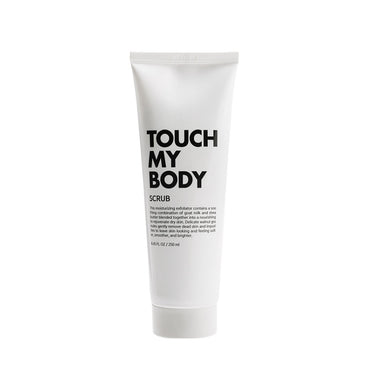 TOUCH MY BODY Goat Milk Body Scrub