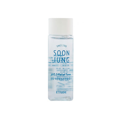 ETUDE HOUSE Soon Jung PH 5.5 Relief Toner 25ml Mini