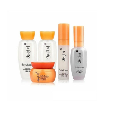 SULWHASOO Basic Trial Kit (5 Items)