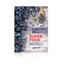 Load image into Gallery viewer, EYENLIP Super Food Blueberry Mask