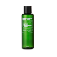 Load image into Gallery viewer, PURITO Centella Green Level Calming Toner 200ml