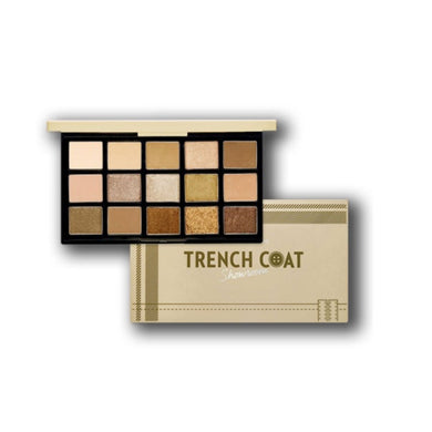 ETUDE HOUSE Play Color Eye Palette #Trench Coat Showroom Eyeshadow Palette