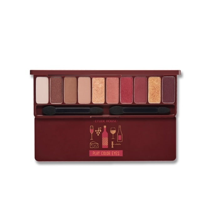 ETUDE HOUSE Play Color Eyes #Wine Party Eyeshadow Palette