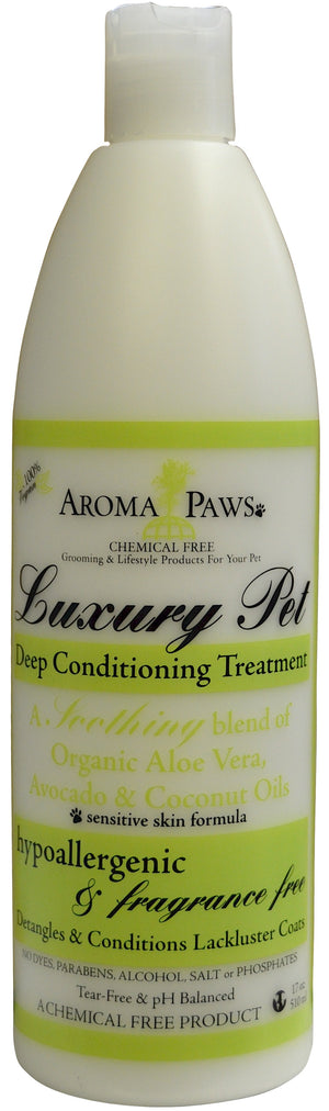 Aroma Paws Organic Deep Conditioning Treatment