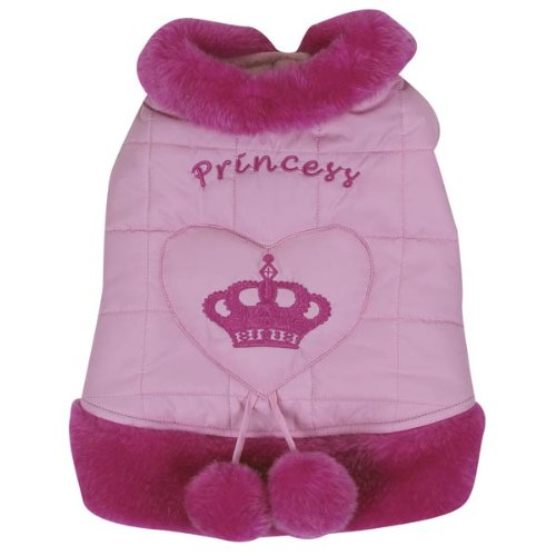 Royalty Dog Coat Princess