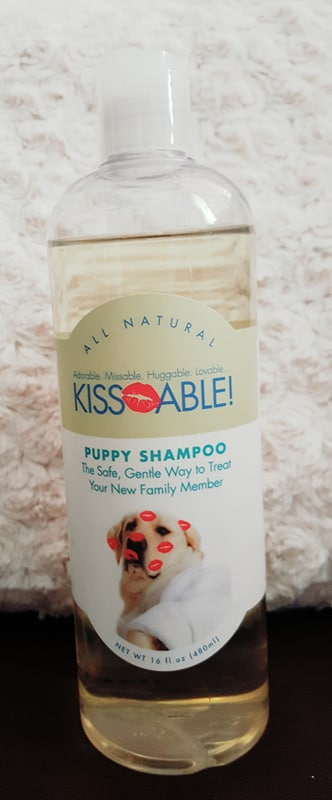 KissAble Puppy Shampoo