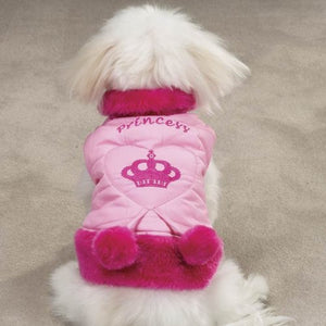 Royalty Dog Coat Princess - East Side Collection